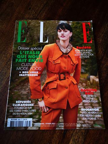 CKceramiks - couverture ELLE Magazine
